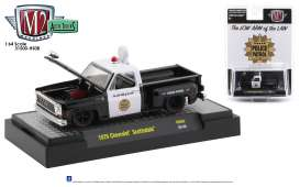 Chevrolet  - Scottsdale 1976 white/black - 1:64 - M2 Machines - 31500HS08 - M2-31500HS08 | The Diecast Company