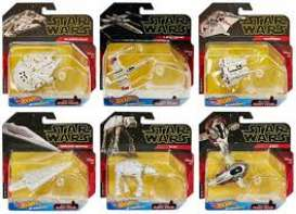 Star Wars  - various - Hotwheels - FYT65 - hwmvFYT65 | The Diecast Company