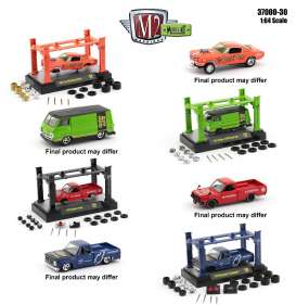 Assortment/ Mix  - various - 1:64 - M2 Machines - 37000-30 - M2-37000-30 | The Diecast Company