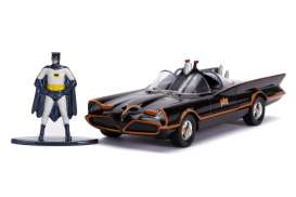 Batman  - *Classic TV Series* 1966 black/red - 1:32 - Jada Toys - 31703 - jada31703 | The Diecast Company