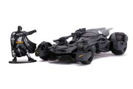 Batman  - Justice League Batmobile black - 1:32 - Jada Toys - 31706 - jada31706 | The Diecast Company