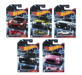 Assortment/ Mix  - various - 1:64 - Hotwheels - GDG44 - hwmvGDG44-956P | The Diecast Company