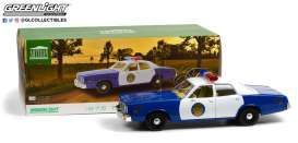 Plymouth  - Fury 1975  - 1:18 - GreenLight - 19096 - gl19096 | The Diecast Company