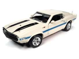 Shelby  - GT-500 1970 white - 1:18 - Auto World - AMM1229 - AMM1229 | The Diecast Company