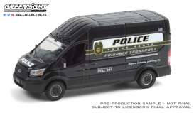 Ford  - Transit 2020  - 1:64 - GreenLight - 30212 - gl30212 | The Diecast Company