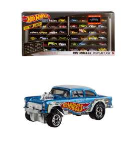 diorama Accessoires - 2018 black/transparant - 1:64 - Hotwheels - GND88 - hwmvGND88 | The Diecast Company