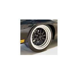 Wheels & tires Rims & tires - Street Fighter Pro Touring chrome/black - 1:18 - Acme Diecast - 1805517W - acme1805517W | The Diecast Company