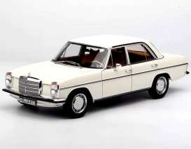 Mercedes Benz  - 200 1968 white - 1:18 - Norev - 183770 - nor183770 | The Diecast Company