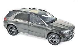 Mercedes Benz  - GLE 2019 grey - 1:18 - Norev - 183746 - nor183746 | The Diecast Company