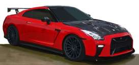 Nissan  - GT-R R35 red - 1:18 - Ignition - IG1759 - IG1759 | The Diecast Company