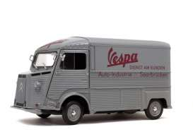 Citroen  - HY *Vespa* grey - 1:18 - Solido - 1804811 - soli1804811 | The Diecast Company