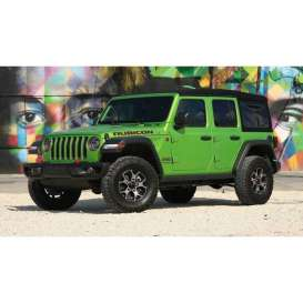 Jeep  - Wrangler 2020 green - 1:18 - GT Spirit - GT278 - GT278 | The Diecast Company