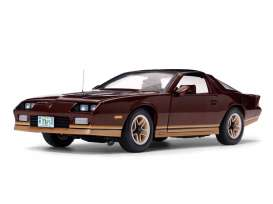 Chevrolet  - Camaro Z28 1985 copper - 1:18 - SunStar - 1950 - sun1950 | The Diecast Company