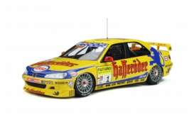 Peugeot  - 406 1997 yellow - 1:18 - OttOmobile Miniatures - OT324 - otto324 | The Diecast Company