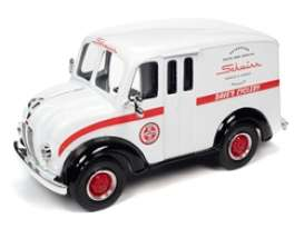 Divco  - 1950 white/black - 1:24 - Auto World - 24009 - AW24009 | The Diecast Company