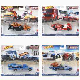 Assortment/ Mix  - various - 1:64 - Hotwheels - FLF56 - hwmvFLF56-979L | The Diecast Company