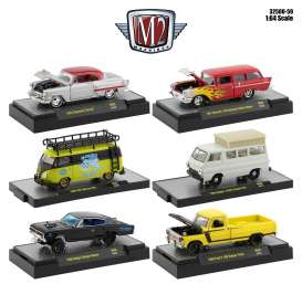 Assortment/ Mix  - various - 1:64 - M2 Machines - 32500-59 - M2-32500-59 | The Diecast Company