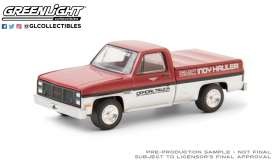 GMC  - High Sierra 1985 red/white - 1:64 - GreenLight - 30202 - gl30202 | The Diecast Company