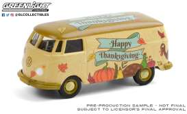 Volkswagen  - Type 2 Panel 2020  - 1:64 - GreenLight - 30221 - gl30221 | The Diecast Company