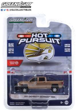 Chevrolet  - Silverado 2017  - 1:64 - GreenLight - 42950E - gl42950E | The Diecast Company
