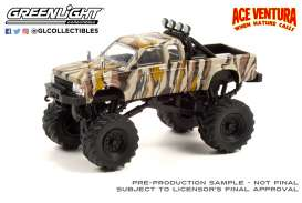 Chevrolet  - S-10 1989 camouflage - 1:64 - GreenLight - 44920E - gl44920E | The Diecast Company