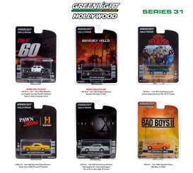 Assortment/ Mix  - various - 1:64 - GreenLight - 44910 - gl44910 | The Diecast Company