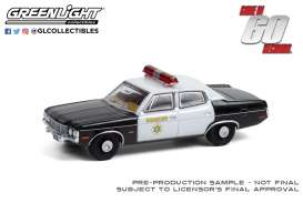 AMC  - Matador 1973  - 1:64 - GreenLight - 44910A - gl44910A | The Diecast Company