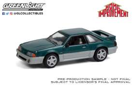 Ford  - Mustang 1991  - 1:64 - GreenLight - 44910C - gl44910C | The Diecast Company