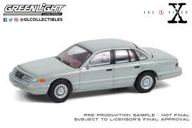 Ford  - Crown Victoria 1993  - 1:64 - GreenLight - 44910E - gl44910E | The Diecast Company