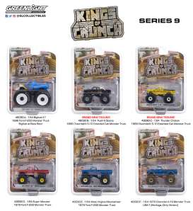 Assortment/ Mix  - various - 1:64 - GreenLight - 49090 - gl49090 | The Diecast Company