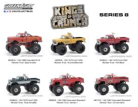 Assortment/ Mix  - various - 1:64 - GreenLight - 49080 - gl49080 | The Diecast Company