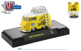 Volkswagen  - 1960 yellow - 1:64 - M2 Machines - 31500HS11 - M2-31500HS11 | The Diecast Company