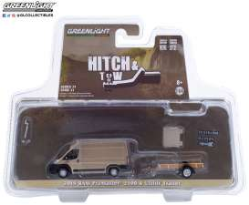 Ram  - ProMaster 2019 grey - 1:64 - GreenLight - 32210C - gl32210C | The Diecast Company