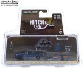 Chevrolet  - Silverado 2020 blue - 1:64 - GreenLight - 32210D - gl32210D | The Diecast Company