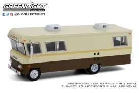 Condor  - II RV 1972 beige/brown - 1:64 - GreenLight - 33200B - gl33200B | The Diecast Company