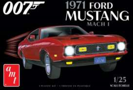 Ford  - Mustang  - 1:25 - AMT - s1187 - amts1187 | The Diecast Company