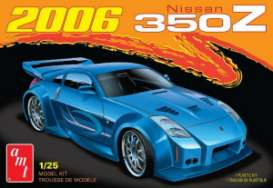 Nissan  - 350Z  - 1:25 - AMT - s1220 - amts1220 | The Diecast Company