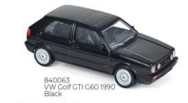 Volkswagen  - 1990 black - 1:43 - Norev - 840063 - nor840063 | The Diecast Company