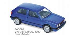 Volkswagen  - 1990 blue - 1:43 - Norev - 840064 - nor840064 | The Diecast Company