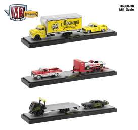 Assortment/ Mix  - Various - 1:64 - M2 Machines - 36000-38 - m2-36000-38 | The Diecast Company