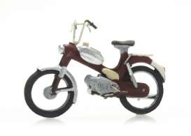 Puch  - red - 1:87 - Artitec - 387.266 - arti387266 | The Diecast Company