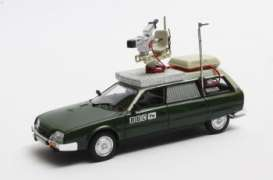 Citroen  - CX Safari 1973 green - 1:43 - Matrix - 50304-031 - MX50304-031 | The Diecast Company