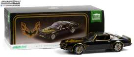 Pontiac  - Trans Am  1977 black/gold - 1:18 - GreenLight - 19098 - gl19098 | The Diecast Company