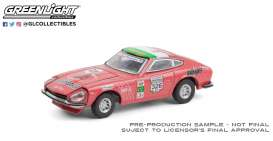 Nissan  - 260Z 1974 red - 1:64 - GreenLight - 13280D - gl13280D | The Diecast Company