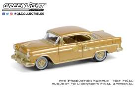 Chevrolet  - Bel Air 1955 gold - 1:64 - GreenLight - 30231 - gl30231 | The Diecast Company