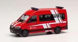 MAN  - TGE red - 1:87 - Herpa - H095341 - herpa095341 | The Diecast Company