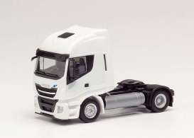 Iveco  - Stralis NP 460 white - 1:87 - Herpa - H312226 - herpa312226 | The Diecast Company