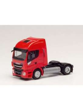 Iveco  - Stralis NP 460 red - 1:87 - Herpa - H312233 - herpa312233 | The Diecast Company