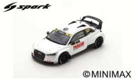 Audi  - Sport S1 2019 white/black - 1:43 - Spark - S7825 - spaS7825 | The Diecast Company