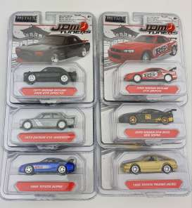 Assortment/ Mix  - various - 1:64 - Jada Toys - 14036W5 - jada14036W5 | The Diecast Company
